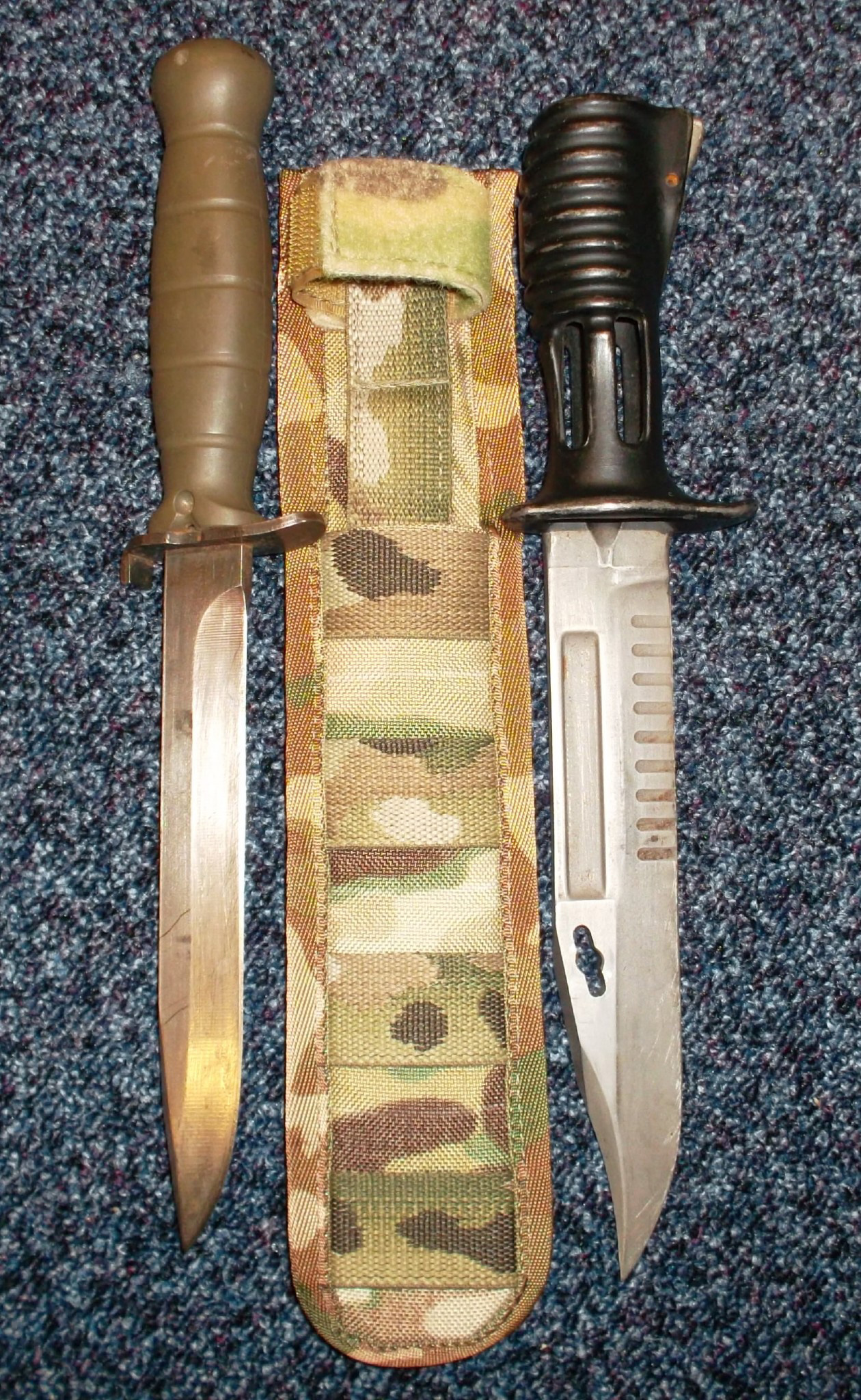 Fig. 5 Bayonet Sheath